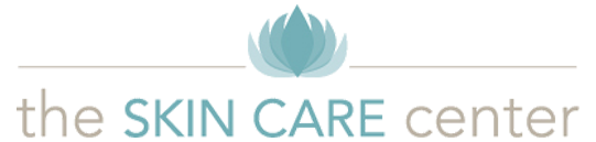 the skin care center logo