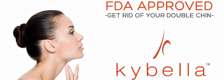 kybella - FDA approved treatment to get rid of double chin