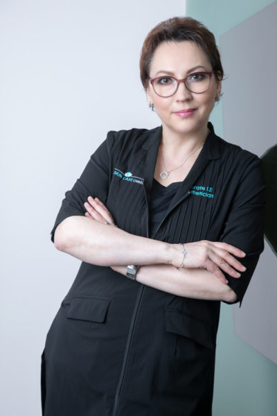Jurate Dzemenaite, Licensed Medical Esthetician