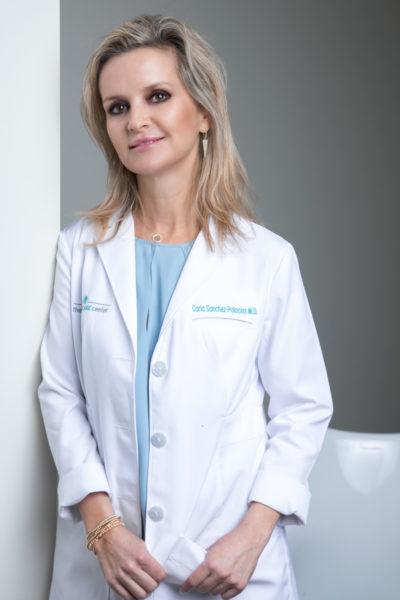 Carla Sanchez-Palacios, MD